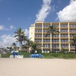 Delray Sands Resort on Highland Beach resmi