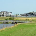 Hotel from Brudenell #10 tee