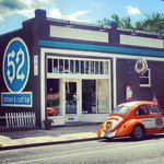 New Social52 Mural and Wrapped Volkswagen