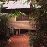 Foto de Narrows Escape Rainforest Retreat