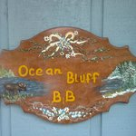Ocean Bluff B&B Sign