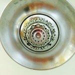 Mold on shower head at Holiday Inn express and suites at Woodbridge, VA