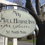Arriving at Mill House