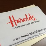 Photo de Harolds Hotel