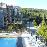 Hilton Whistler Resort & Spa resmi