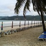 Patong Beach is only 5-minute walk from the hotel