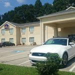 صورة فوتوغرافية لـ ‪BEST WESTERN Carrollton Inn & Suites‬