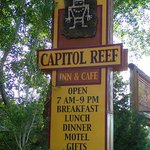 Foto van Capitol Reef Inn & Cafe