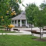 Downtown Park in New Providence, very nice!