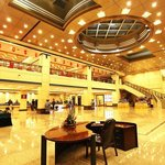Scam busted : Photo of hotel lobby on website