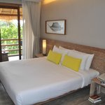 The Haad Tien Beach Resort resmi