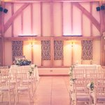 the barn - perfect wedding venue