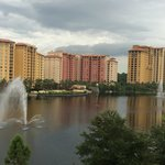 Wyndham Bonnet Creek Resort resmi