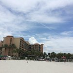 Foto van Sheraton Sand Key Resort