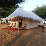 Foto de Royal Desert Safari Resort and Camp
