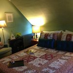 Foto van The Lancaster Bed and Breakfast