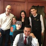 Wonderful staff of Sirkeci Mansion hotel