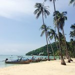 Outrigger Phi Phi Island Resort and Spa resmi