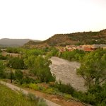 Great view of the Animas River