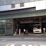 Foto van Courtyard by Marriott Hong Kong