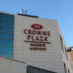 Foto de Crowne Plaza Madrid Airport