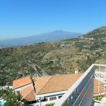 View of Mount Etna from Apt `A`