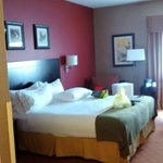 Foto van Holiday Inn Express Wauseon