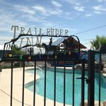 Φωτογραφία: Trail Rider's Inn Motel