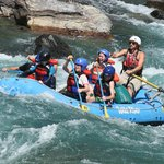 White Water Rafting with Wild River Adventures