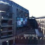 our room with this view of Safeco