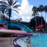 Disney's Port Orleans Resort - French Quarter resmi