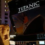 Titanic: The Artifact Exhibition Foto