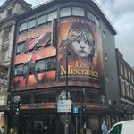 Les Miserables London Foto