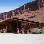 Foto van Red Cliffs Lodge