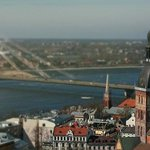 Foto de View of Riga from St Peter's Church Tower