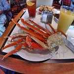 The buffet crab legs!! Unlimited!! Yummy Foodporn