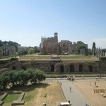 Photo of Roman Forum and Palatine Hill