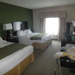 Foto van The Holiday Inn Express & Suites Marathon