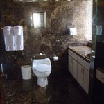 our ensuite bathroom