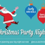 Christmas Party Nights & December Comedy 2014 - booking now!