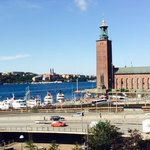 Photo de Sheraton Stockholm Hotel