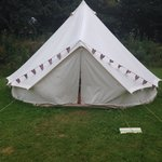 Our lovely Bell Tent