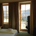 Grand Hotel Zell am See resmi