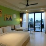 Foto van Holiday Inn Krabi Ao Nang Beach
