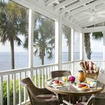Private Balcony/Porch with View
