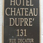 Photo of Chateau Dupre Hotel