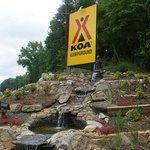 Foto de Travelers Rest / N Greenville KOA