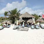 صورة فوتوغرافية لـ ‪Om Tulum Hotel Cabanas and Beach Club‬