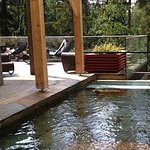 Outdoor Japanese Baths