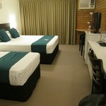 Φωτογραφία: Comfort Inn Airport Admiralty